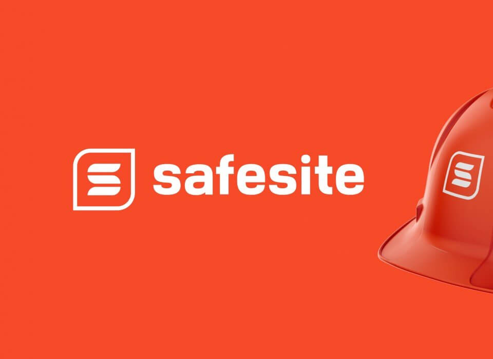 Safesite brand identity cover